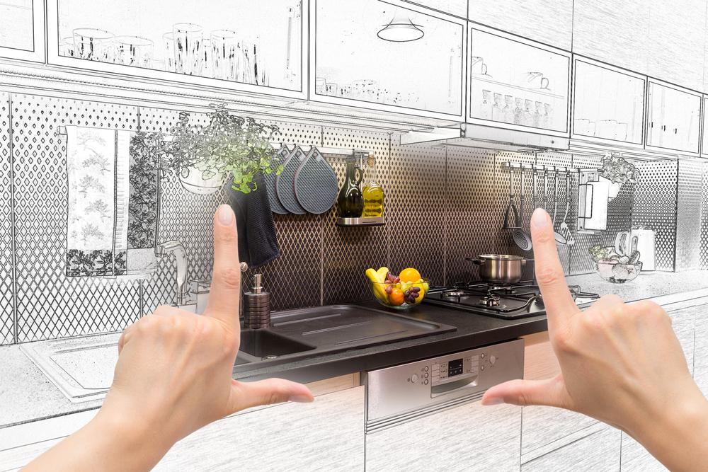Custom Kitchen Design Mid Peninsula Plumbing
